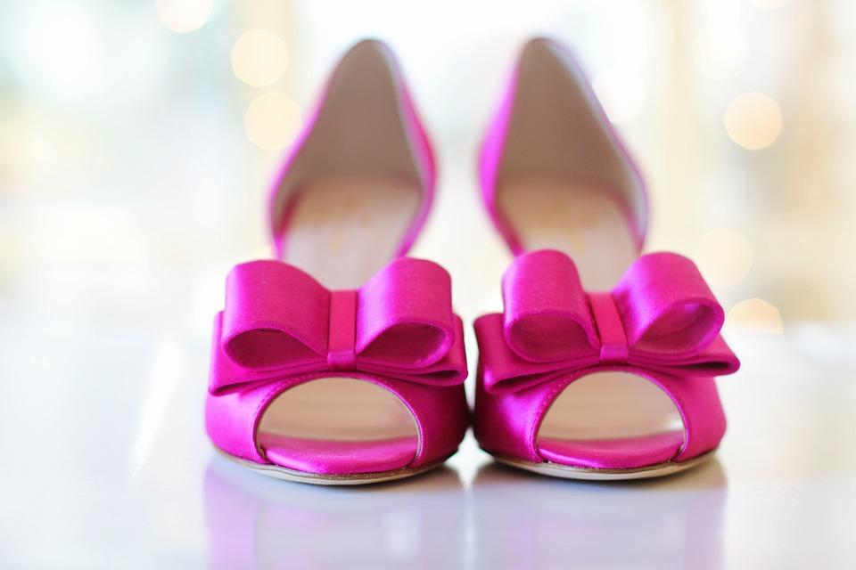 schoenen van papier