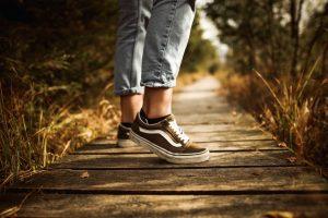 Waarom het dragen van sneakers zo lekker is