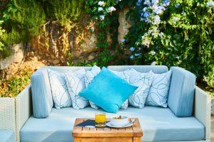 Op zoek naar een nieuwe tuinmeubelen?